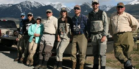 THE EDDY LINE  Wading through the many options of waders