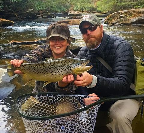 """From Special Ops to Drag Free Drifts: Montana Fishing Guide School """"Lew Poage"""""""