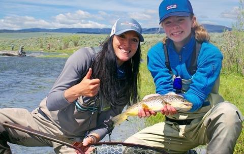 Montana Fishing Guide School - Kelly Harrison