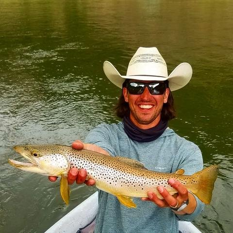 "Montana Fishing Guide School ""Luke McCready"""