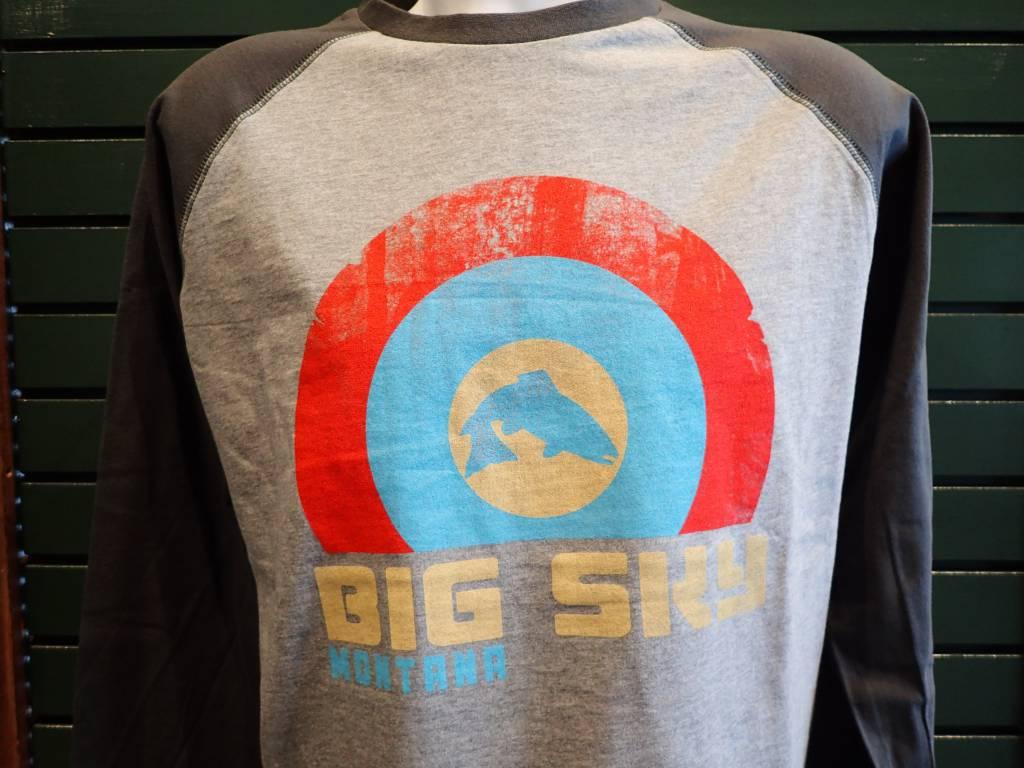 Ouray Sportswear GRG Baseball Long Sleeve T-shirt