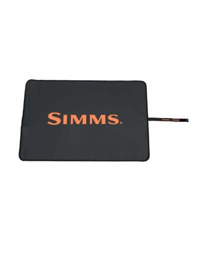 Simms Fishing Products Simms Guide Change Mat Black