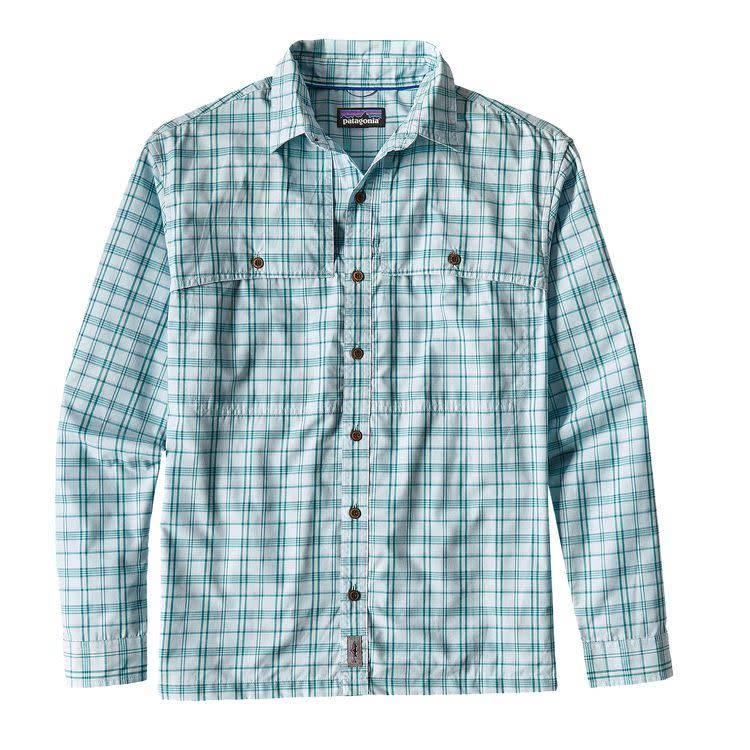 Patagonia Mens L/S Island Hopper II L/S Shirt