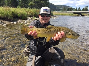Summer fly fishing tips Big Sky Montana