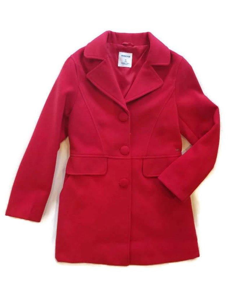 Mayoral Mayoral Coat Red