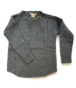 Ragdoll and Rockets Ragdoll & Rockets Crew Sweater Charcoal