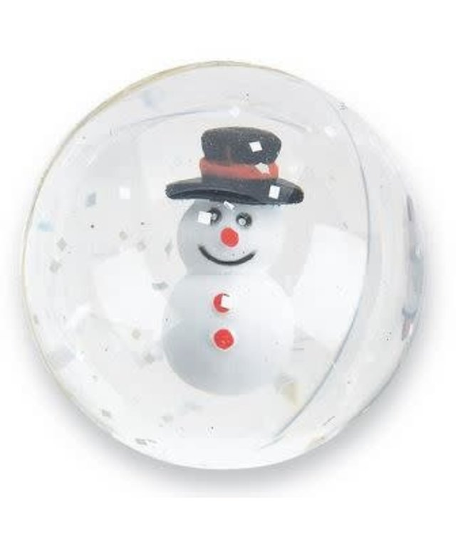 Two's Company TC Snowman Bouncing Ball