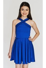Sally Miller Sally Miller Alexandra Dress Sapphire Blue