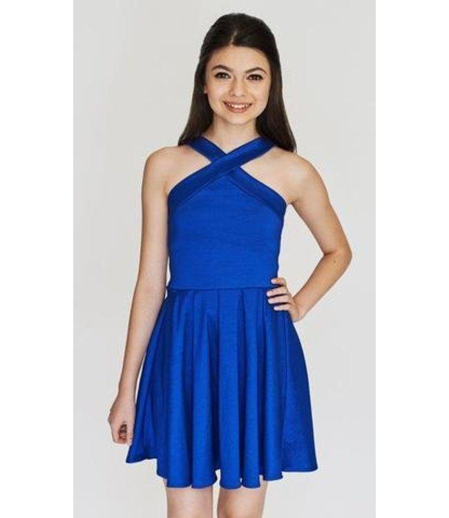Sally Miller Sally Miller Alexandra Dress Sapphire Blue