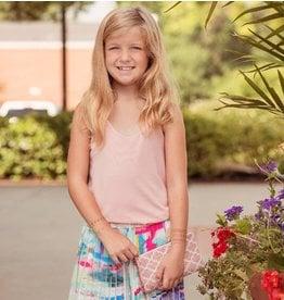 Elisa B Reversible Knit Tank