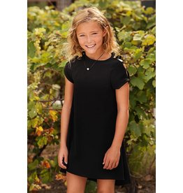 Sally Miller Sally Miller Aubrey Dress Black