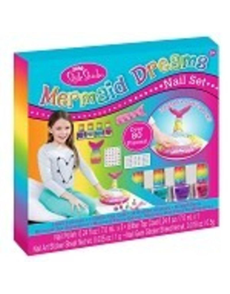 Magical Mermaid Nail Art Set
