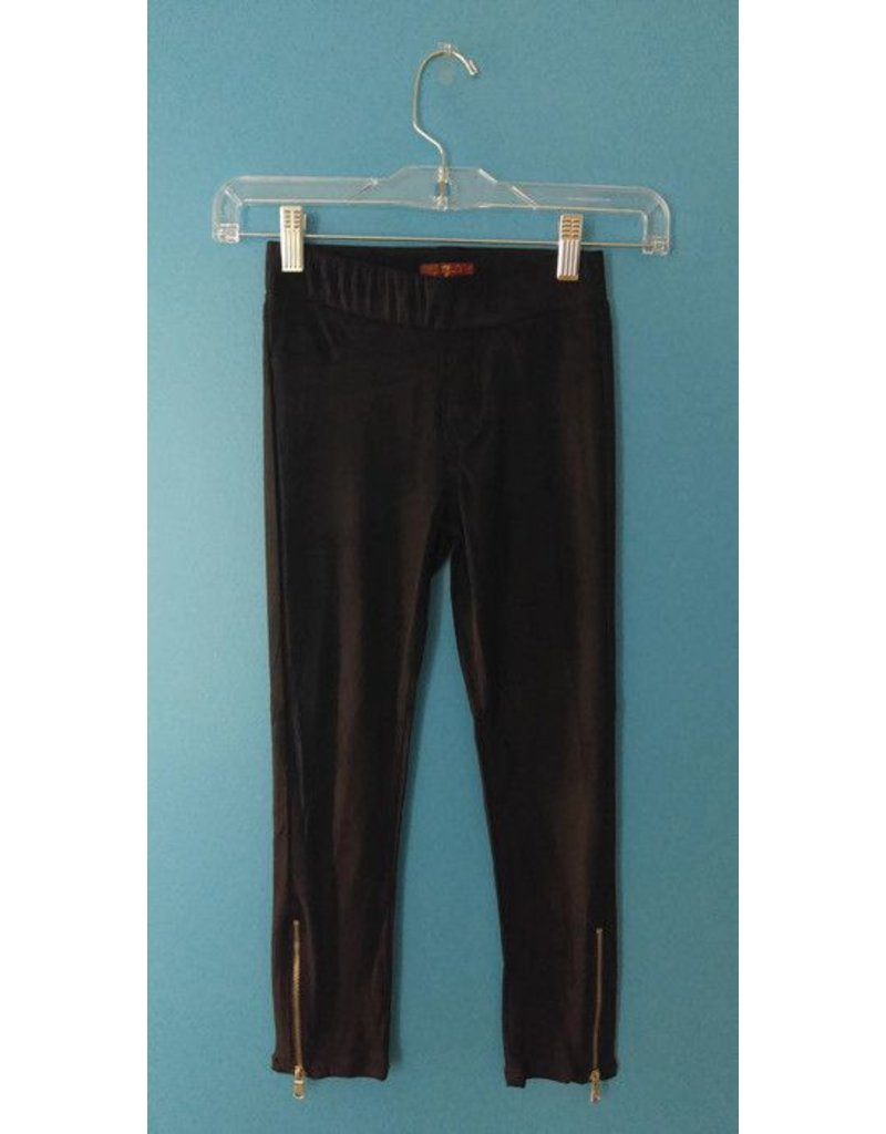 Soft Pant W/ Zipper