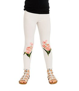 Chaser Love knit Wild & Free Legging Cream/Multi
