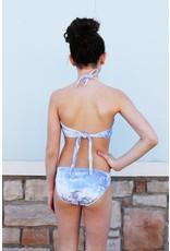 Velvet Bikini Light Blue
