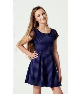 Sally Miller Sally Miller Claire Dress Navy/Black