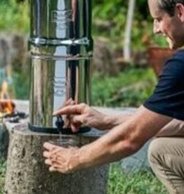 BERKEY WATER PURIFICATION SYSTEMS
