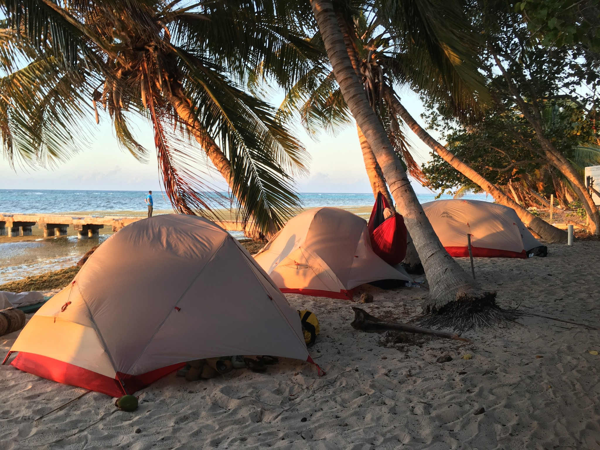 MONA ISLAND CAMPING  ADVENTURE TOUR 2019