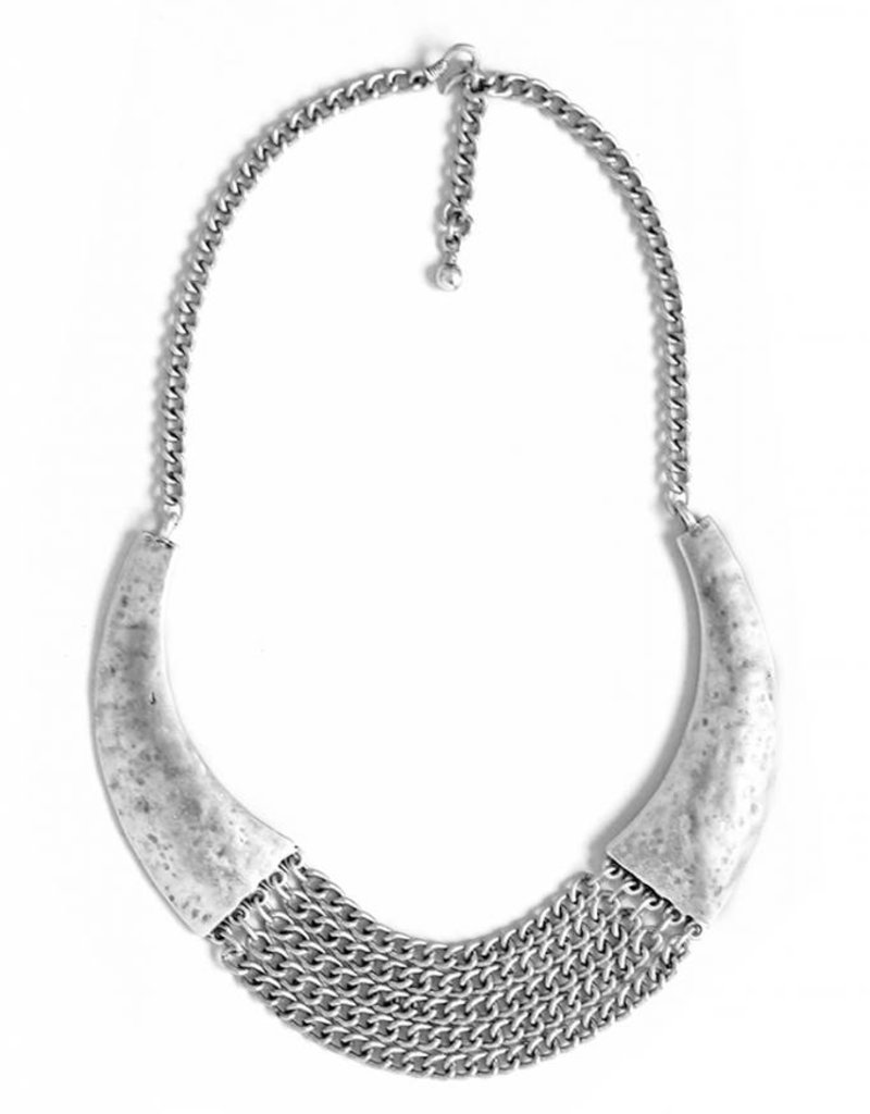 Turkish Silver Taze Necklace