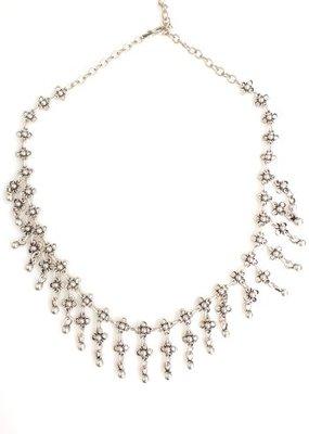 Turkish Silver Nisa Necklace