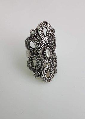 Turkish Silver Sofi Ring