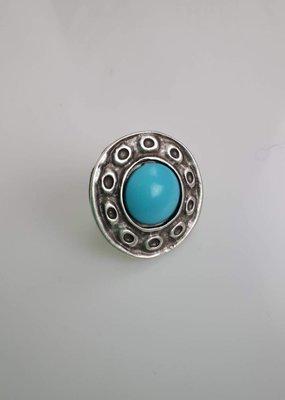 Turkish Silver Meri Ring