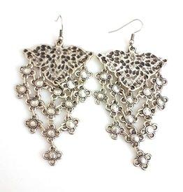 Turkish Silver Turkish Silver Hira Earring