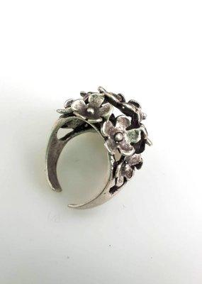 Turkish Silver Ishra Ring