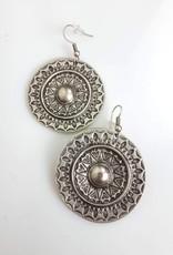Turkish Silver Turkish Silver Miray Earring
