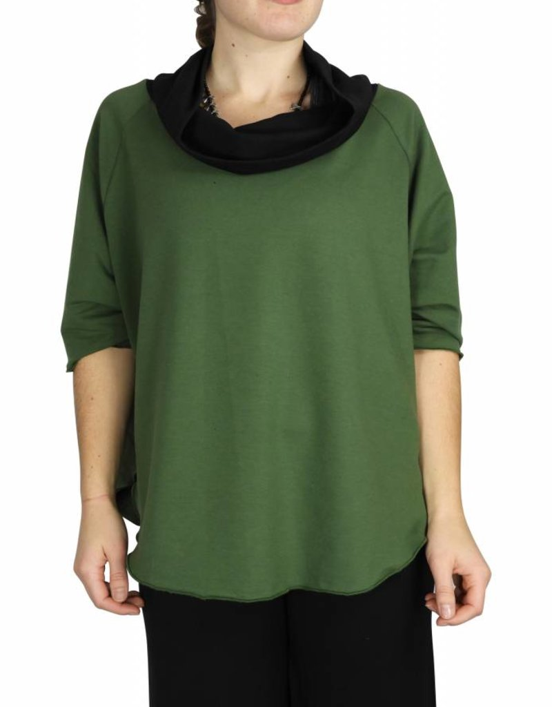 One Love OneLove Cowl Poncho