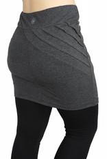 OneLove Ribbed Mini Skirt