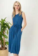 LNBF Thea Tie Waist Dress