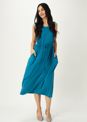 LNBF Thea Tie Waist Dress