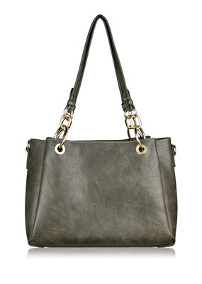 Travel Tote w Crossbody Bag