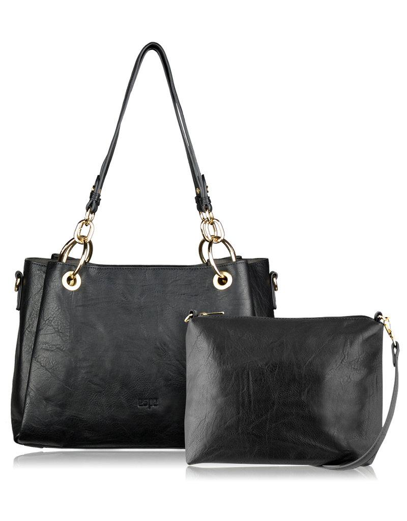 Espe Travel Tote w Crossbody Bag