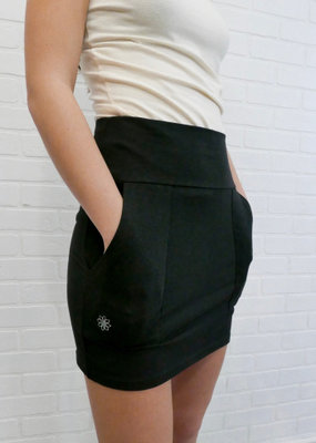 OneLove Hemp Pocket Mini Skirt