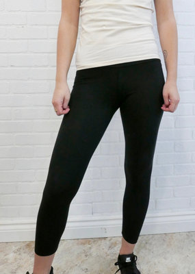 One Love Hemp Crop Legging