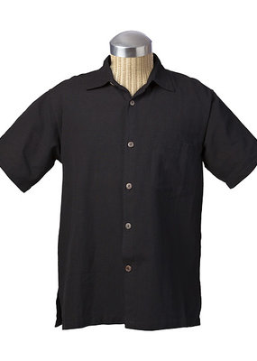 Ark Imports Mens Coconut Button Shirt