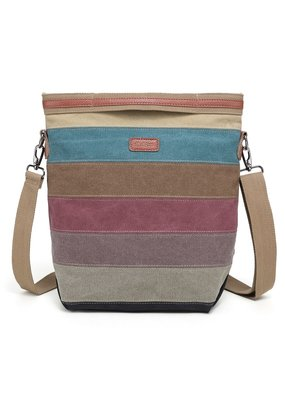DaVan Canvas Shoulder Bag/Tote