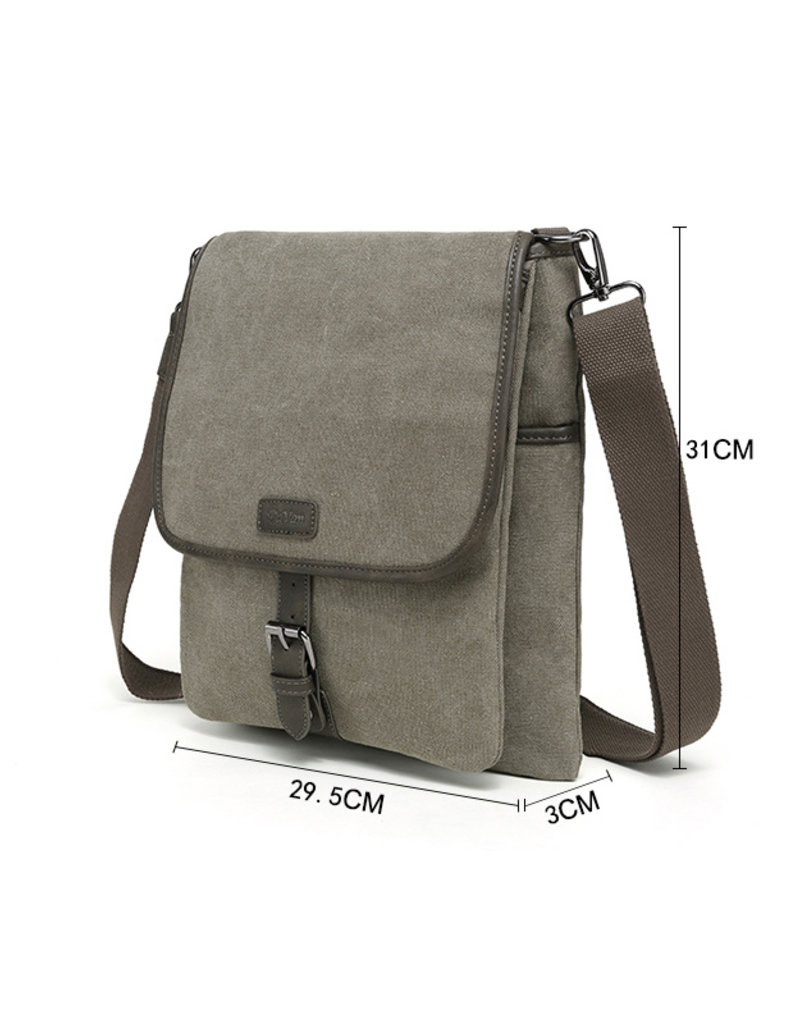 DaVan Messenger Bag
