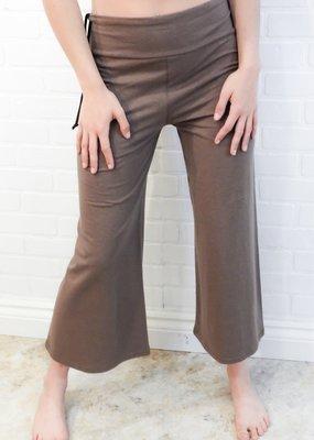 Wide Leg Hemp Pants