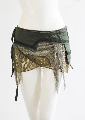 Lace Wrap Skirt