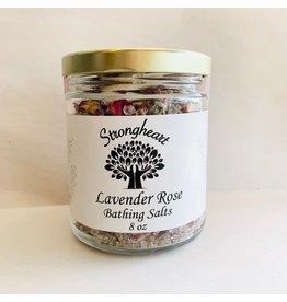 Lavender/Rose Bath Salts