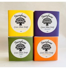 Strongheart soap
