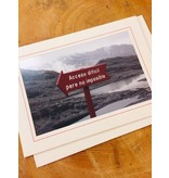 'Difficult but not impossible' card