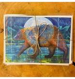 Spirit Bear card pack of 5