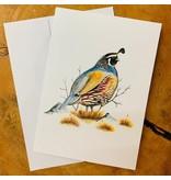 mountain quail