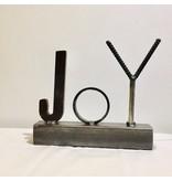 Joy sculpture