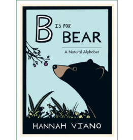 B is for Bear- children's book