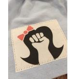 Baby Beanie-girl power